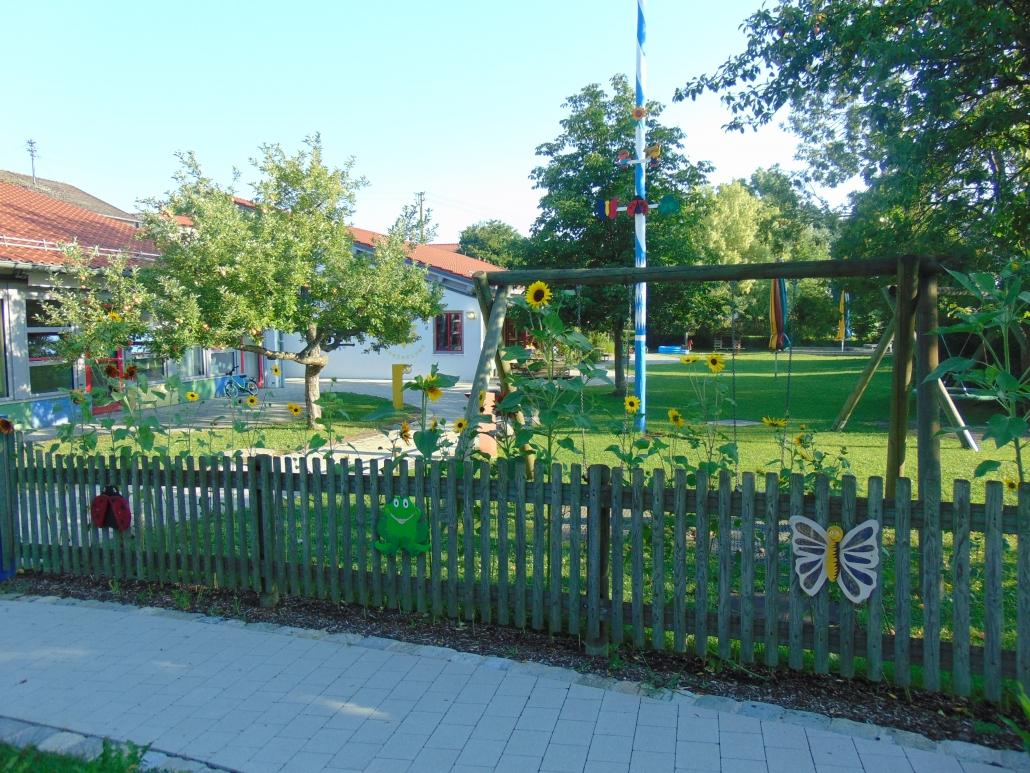 Kindergarten Freifläche
